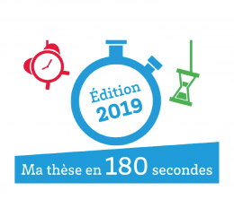 "Last week to register for ""Ma thèse en 180 secondes"""
