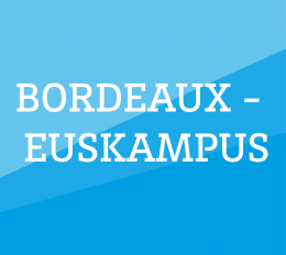 Bordeaux-Euskampus Translational Biophysics colloquium: registrations are open