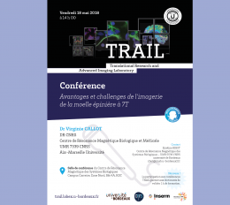TRAIL Conference - Dr Callot - May 18th
