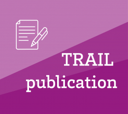 Latest TRAIL publications