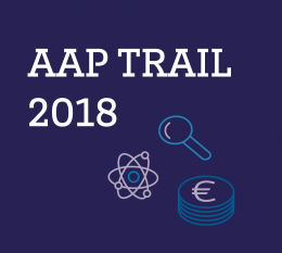 2018 TRAIL Calls for proposals - Laureates announcement